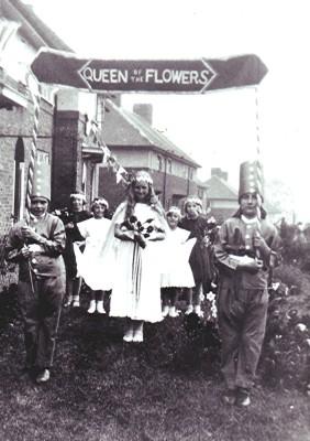 Coronation Fancy Dress Parade | Geoff Webb