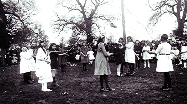 May Day Celebrations | Geoff Webb