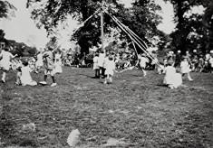 Maypole Scene