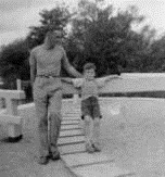 Me & Dad Around Then | Derek Welch