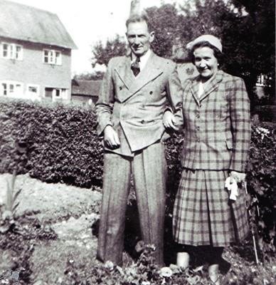 Herbert & Nancy Mills | Geoff Webb