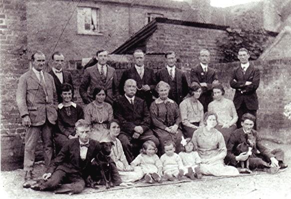The Mills Family   Geoff Webb