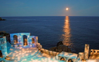 Minack at Moonlight