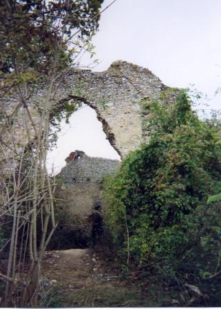 Archway 1 Nov 2001 | Julie Regan-Starling
