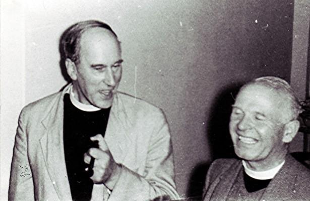 Rev. Motley & Rev. Bickerton | Geoff Webb