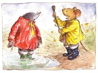 Mouse and Mole | Catherine Davis