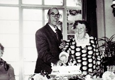 Mr. & Mrs. Harry Clark