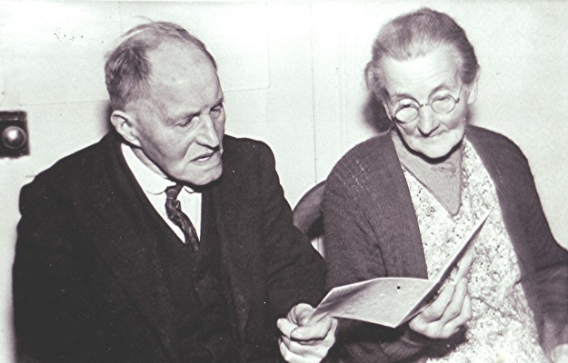 Mr. & Mrs. J. Lovett | Geoff Webb