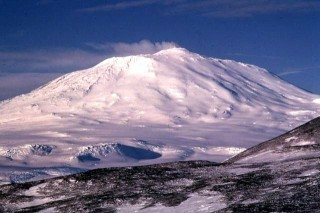 Mount Erebus | Mt Erebus by Richard Waitt, 1972, courtesy of the U.S. Geological Survey