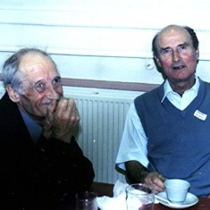 The Murphy brothers: George (left) and Stephen. | Geoff Webb