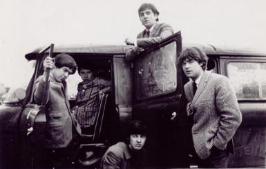 The Mark Four, John Dalton,Eddie Phillips,Jack Jones,Mick Thompson & Kenny Pickett