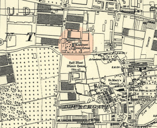 OS map of 1938 | Hertfordshire Archives and Local Studies