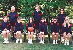 Junior School Netball Team