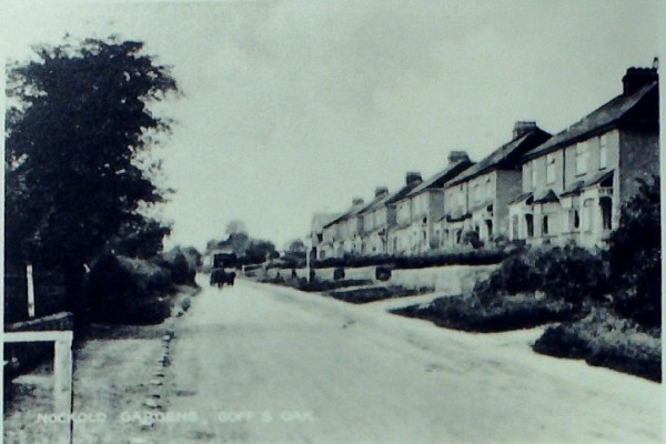 Nockhold Gardens, 1936 | Iain Bickerton