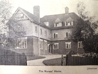The Nurses Home | Herts and Essex Observer 20 May 1933, page 7