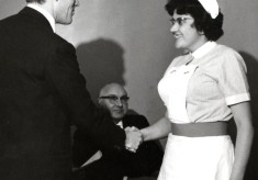 Margaret Green (née Collins), Mr. Stanley and ?