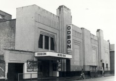 Courting at the Odeon