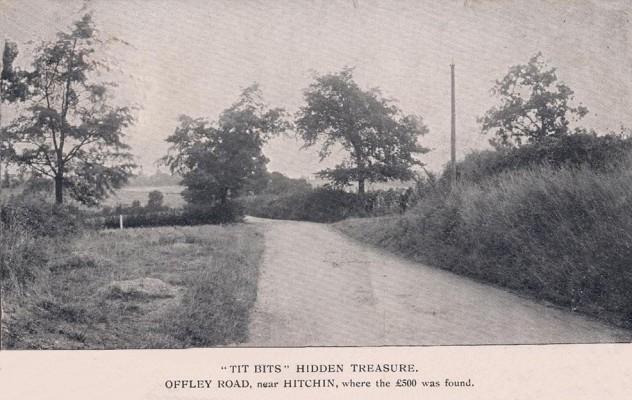 Offley Road 1903