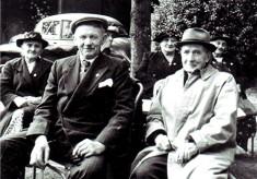 Old Folks Get-together, c.1955