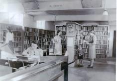Borehamwood Library