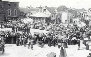 Celebrations in Royston | Hertfordshire Archives and Local Studies