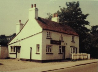 Old Wheelwrights Arms, July 1970 | Iain Bickerton
