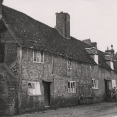 Old cottages | Hertfordshire Archives and Local Studies