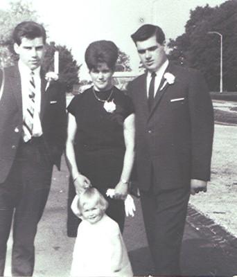 The Ostler family | Geoff Webb