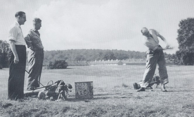 Oxhey Golf Course 1949 | Hertfordshire Archives and Local Studies