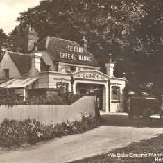 The Old Green Man, Batchworth | Hertfordshire Archives & Local Studies