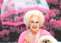 Barbara Cartland DBE