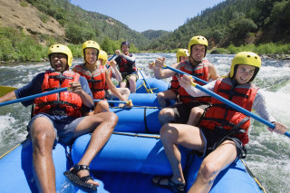 Experience the thrill of white water | Lee Valley Regional Park