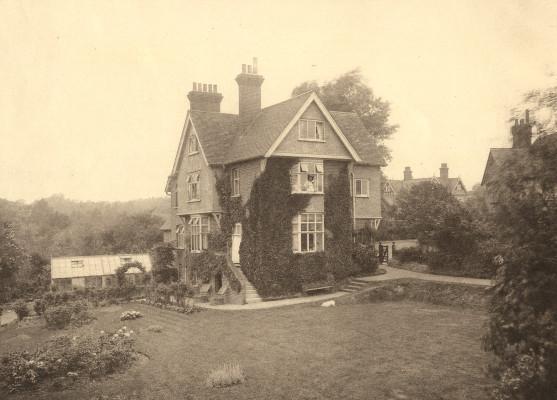 'Albury' | Hertfordshire Archives and Local Studies ref D/EL1215