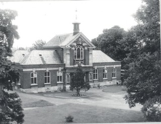 Cheshunt Library in the 1950s | Cheshunt Library Local Studies Collection