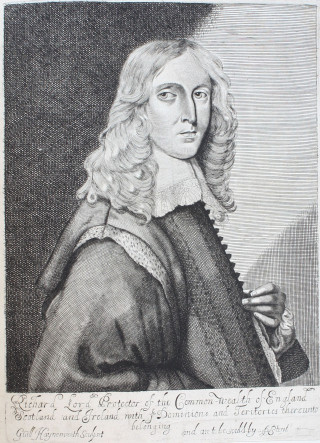 Richard Cromwell | Hertfordshire Archive & Local Studies