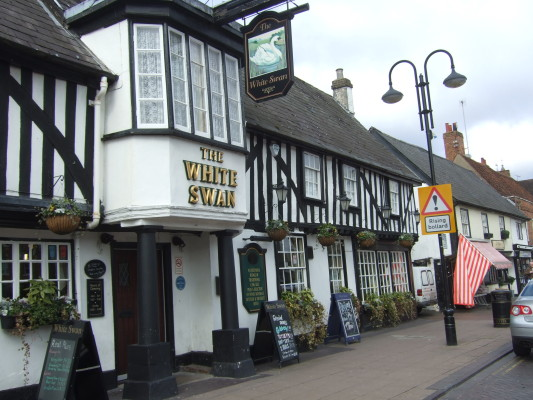 The White Swan pub | Borough of Broxbourne Council