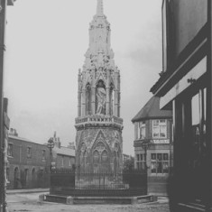 Eleanor Cross | Hertfordshire Archives and Local Studies