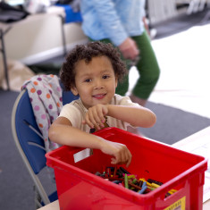 Holdbrook toddler | Broxbourne Housing Association