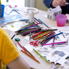 Art tools | Broxbourne Housing Association