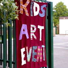kids art event | Broxbourne Housing Association