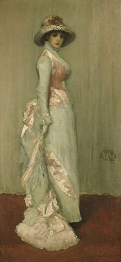 Lady Meux 1881, by Whistler | Public Domain