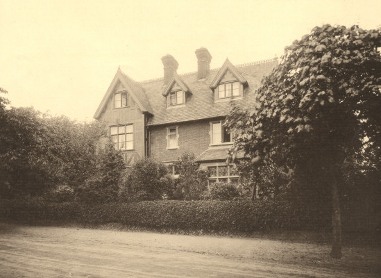 'Mayfield'   Hertfordshire Archives and Local Studies ref D/EL1215