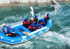 White Water Rafting Schools Festival