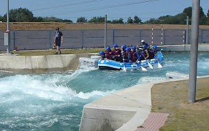 White Water Rafting Schools Festival