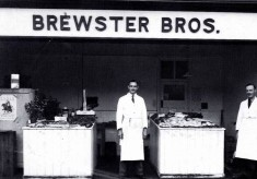 Brewster's Wet Fish Shop
