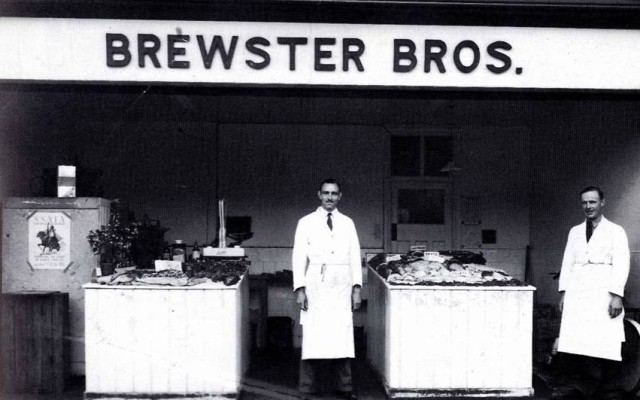 Brewster's Wet Fish Shop