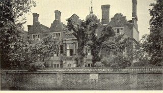 Rawdon House before 1919 | Hertfordshire Archives & Local Studies