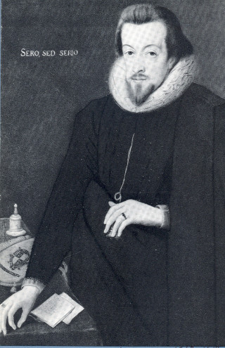 Robert Cecil, 1st Earl of Salisbury | Hertfordshire Archive & Local Studies