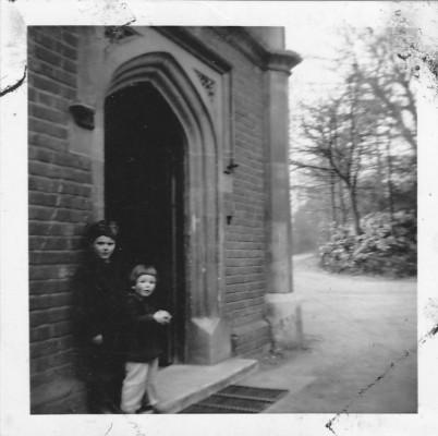 Burton Grange 1956   Nicholas Blatchley
