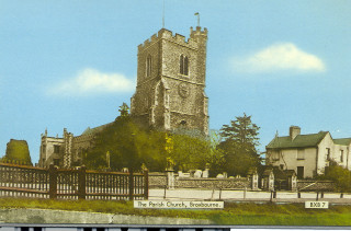 St Augustine's Church, undated | Hertfordshire Archives & Local Studies